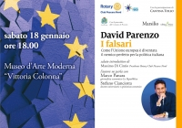 Pescara. David Parenzo presenta I falsari