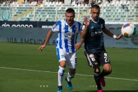 Serie B, Pescara-Virtus Entella 1-1