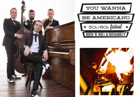 Giulianova, Sorgentone apre il festival You Wanna Be Americano.