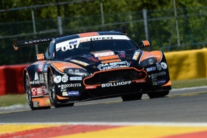 International GT Open in Francia. Aston Martin della Solaris Motorsport tenta il riscatto