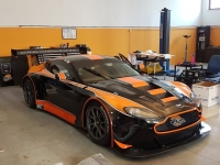 International GT Open. Solaris debutta con Vantage GT3