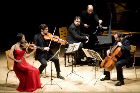 Marrucino di Chieti: concerto del quartetto Avos