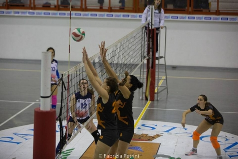 Volley, Città Sant'Angelo verso i play off