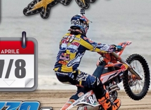 "Weekend motociclistico a Montesilvano, ""Mx Beach Training 2018"""