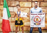 World Muay Thai Organization, Di Pietrantonio campione europeo