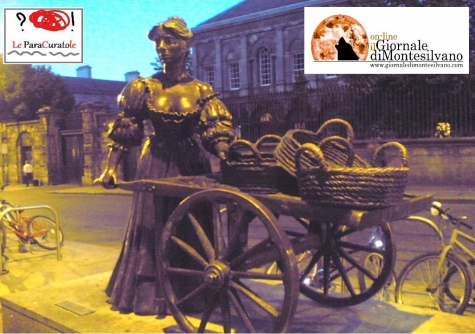 Molly Malone in Grafton street fino al 2014