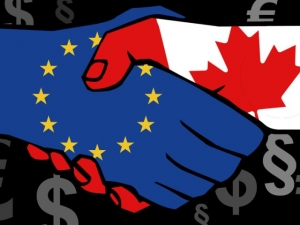 Strasburgo dice si all'accordo UE-Canada