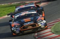 Solaris Motorsport, International GT Open con Francesco Sini e Mauro Calamia