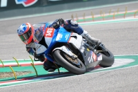 Federico D'Annunzio al quarto CIV National Trophy 1000