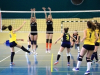 Città Sant'Angelo/Vic 2016. VIC 2016. Torneo volley feminile under 18